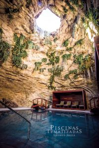 Diseño y construcción de piscinas en cenote